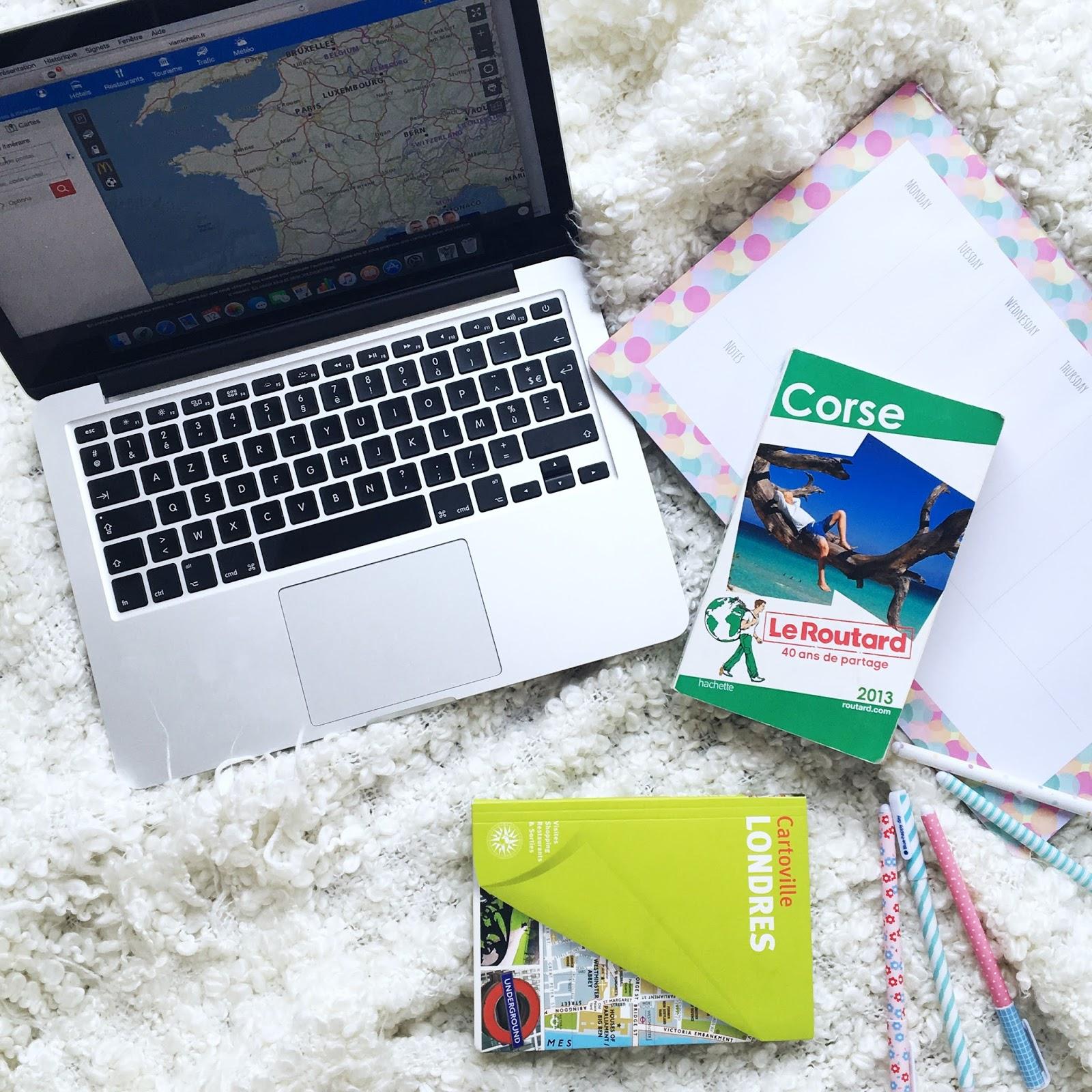 Comment organiser ses vacances