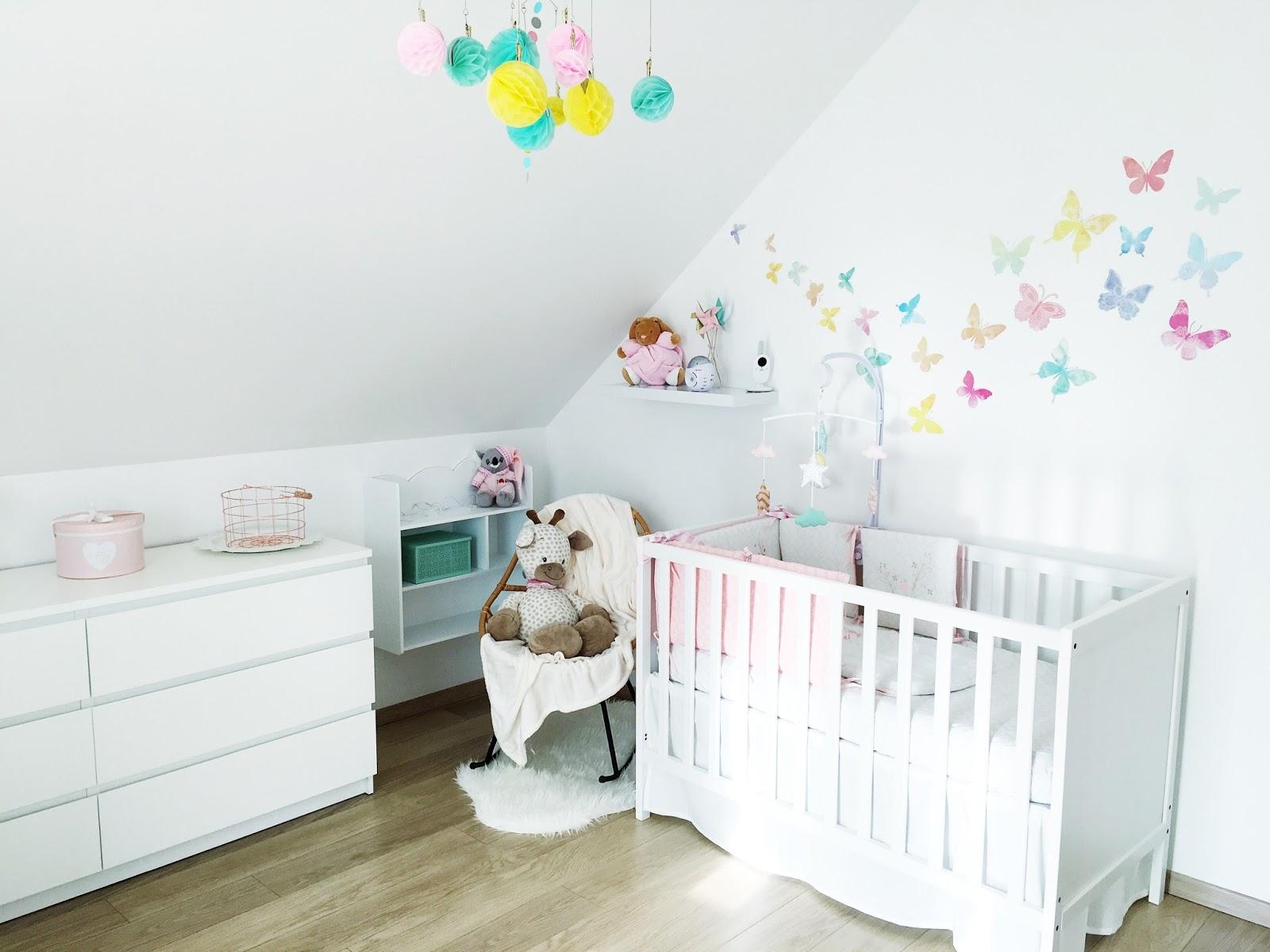 Baby Girl : Room Tour