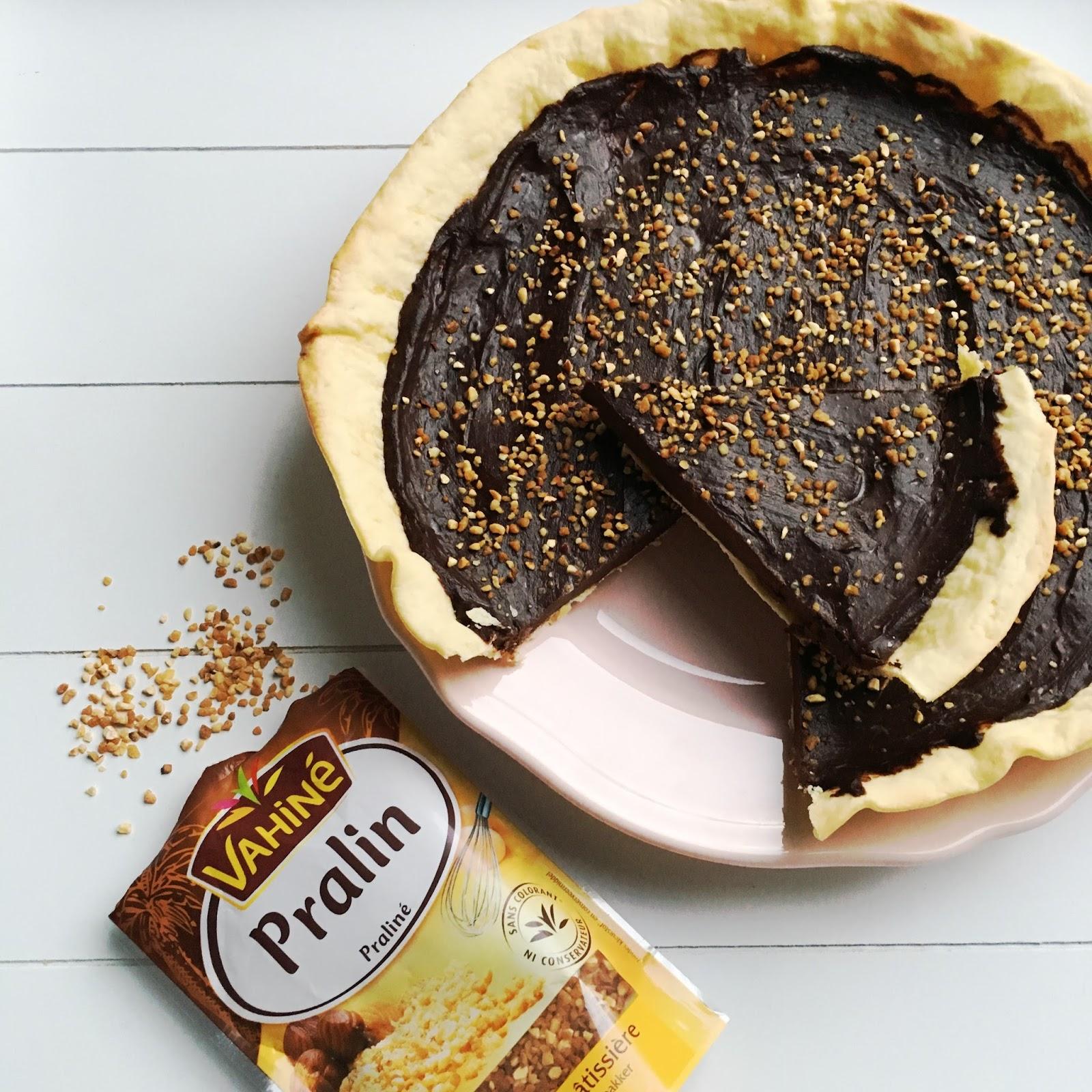 Recette tarte chocolat simple, rapide et gourmande