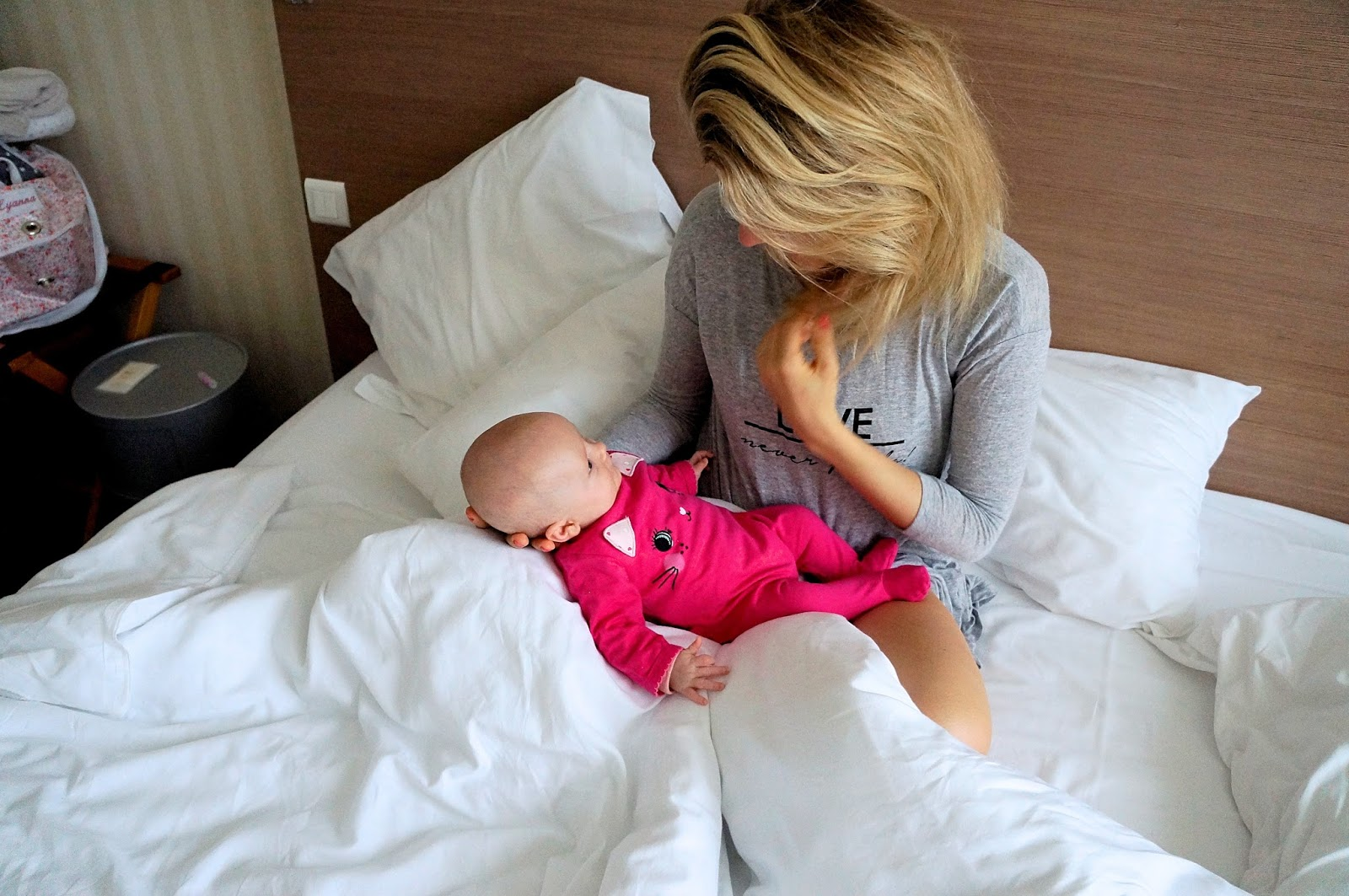 Deuxième Séjour avec Bébé – Saumur