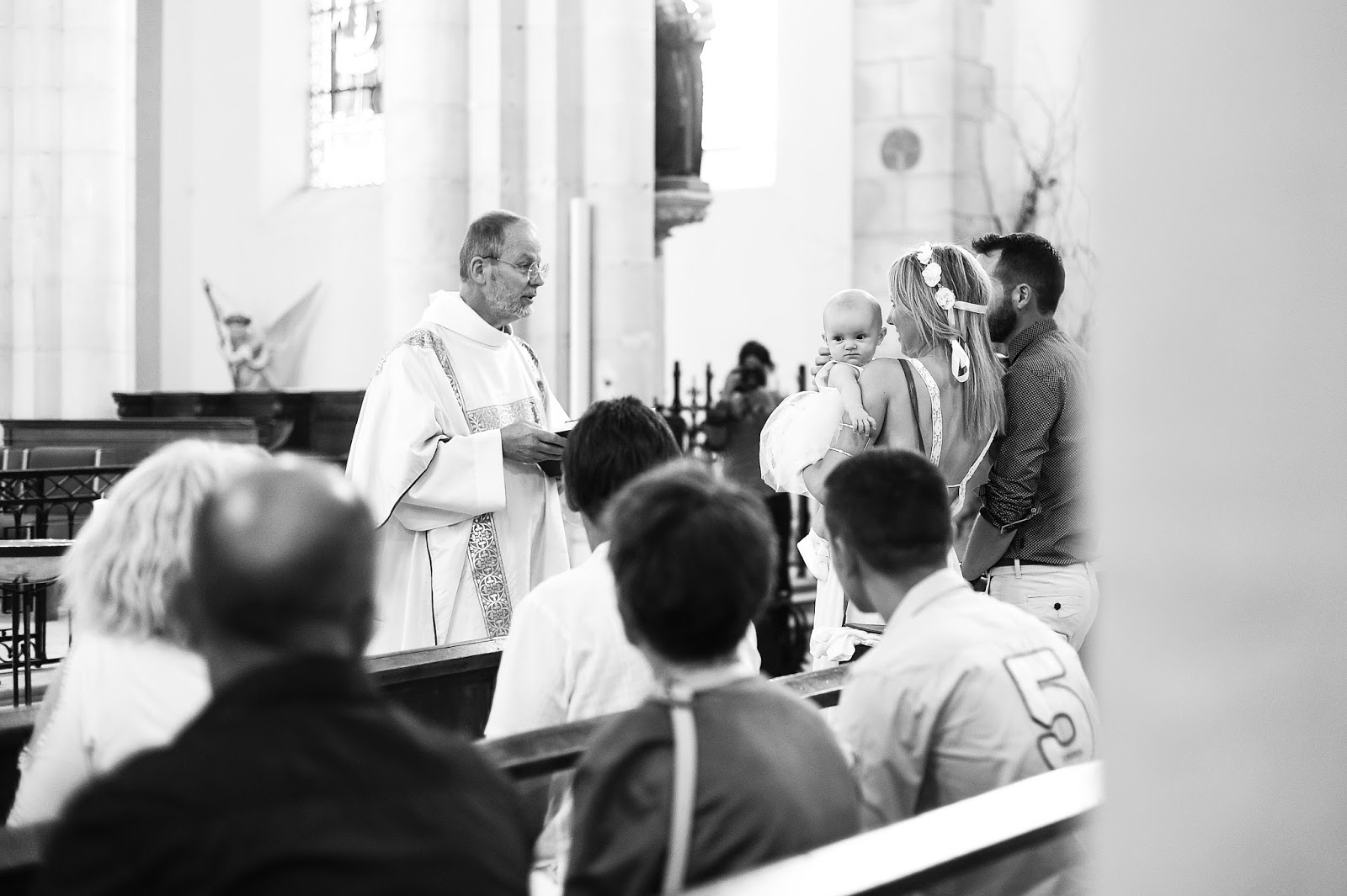 Les étapes de «NOTRE» Baptême – Lyanna