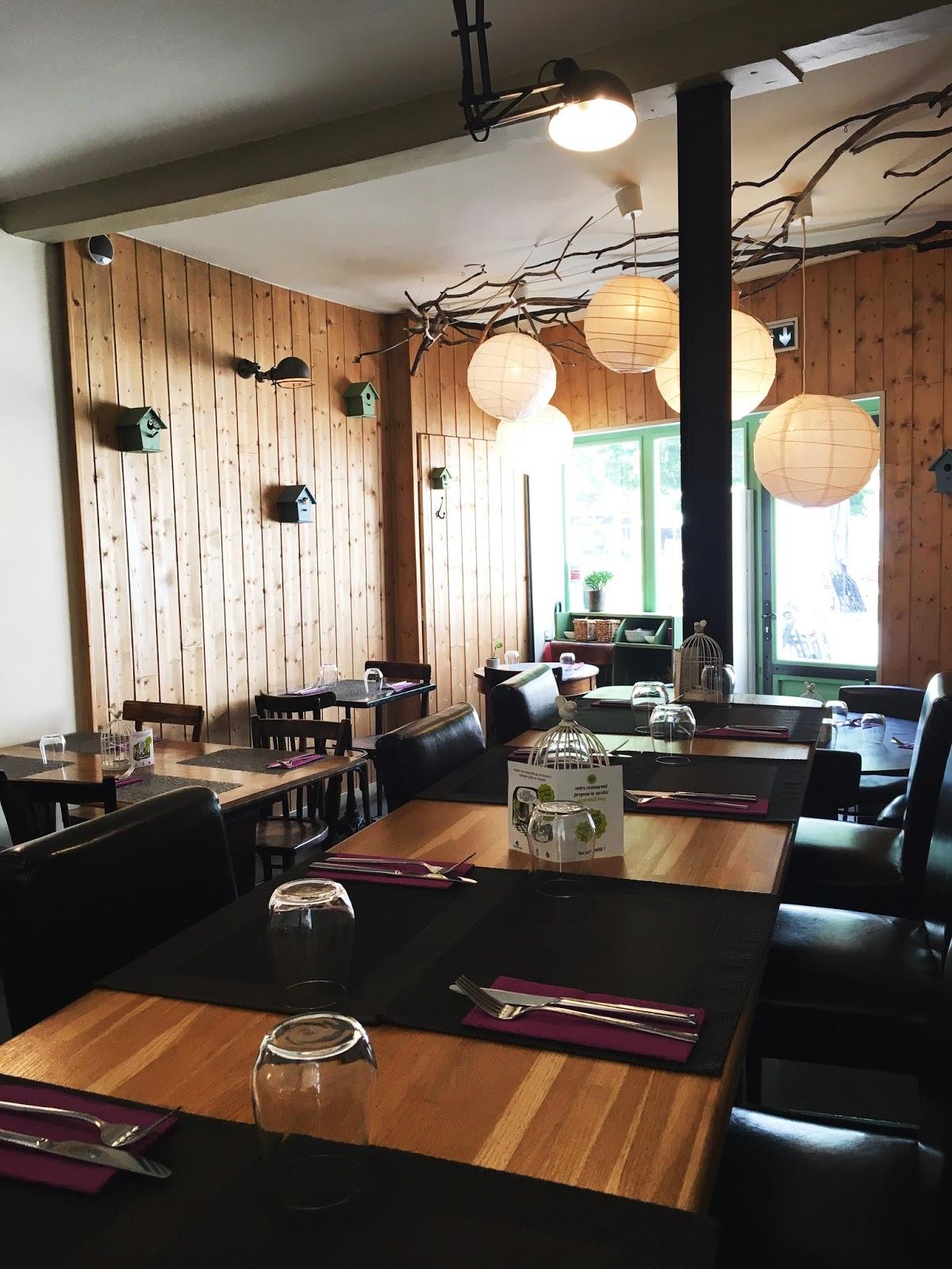 Nos trois ans de mariage – Restaurant : Les treize Lucioles