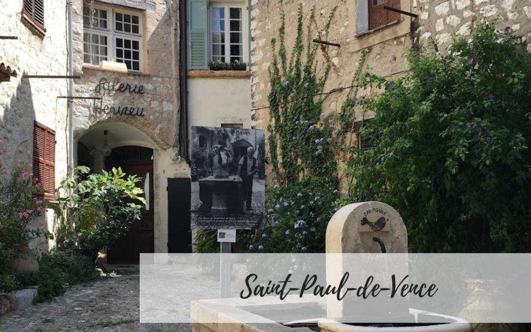 Saint-Paul-De-Vence :)