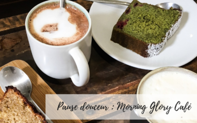 Pause douceur : Morning Glory Café