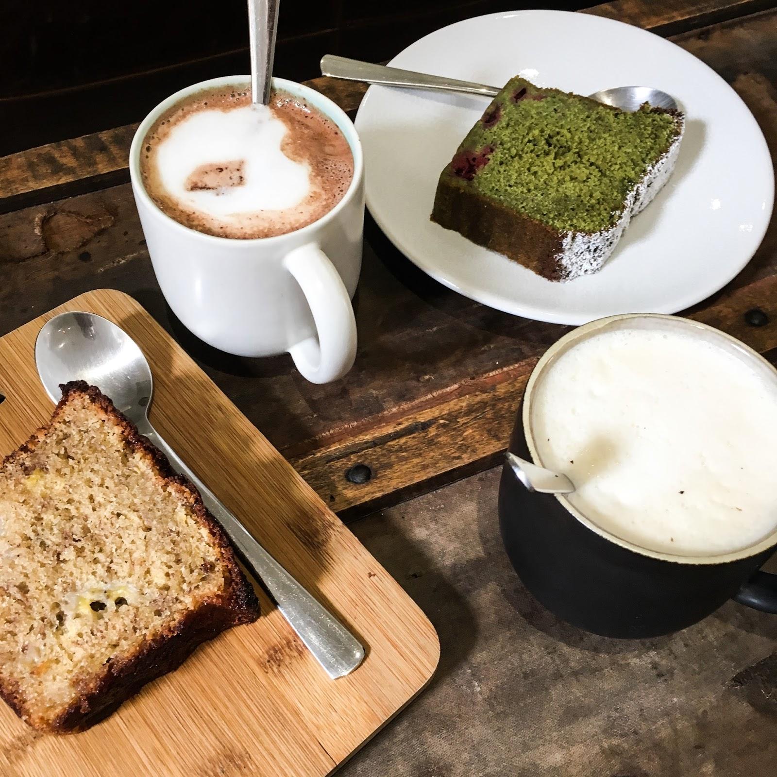 Pause douceur : Morning Glory Café