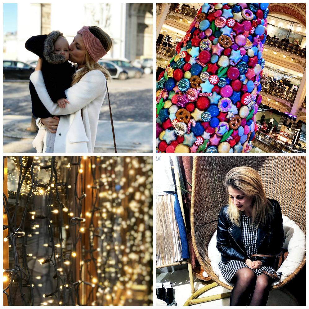 Séjour à Paris : Events, restaurants, hôtels, décoration de noël, vie de maman…