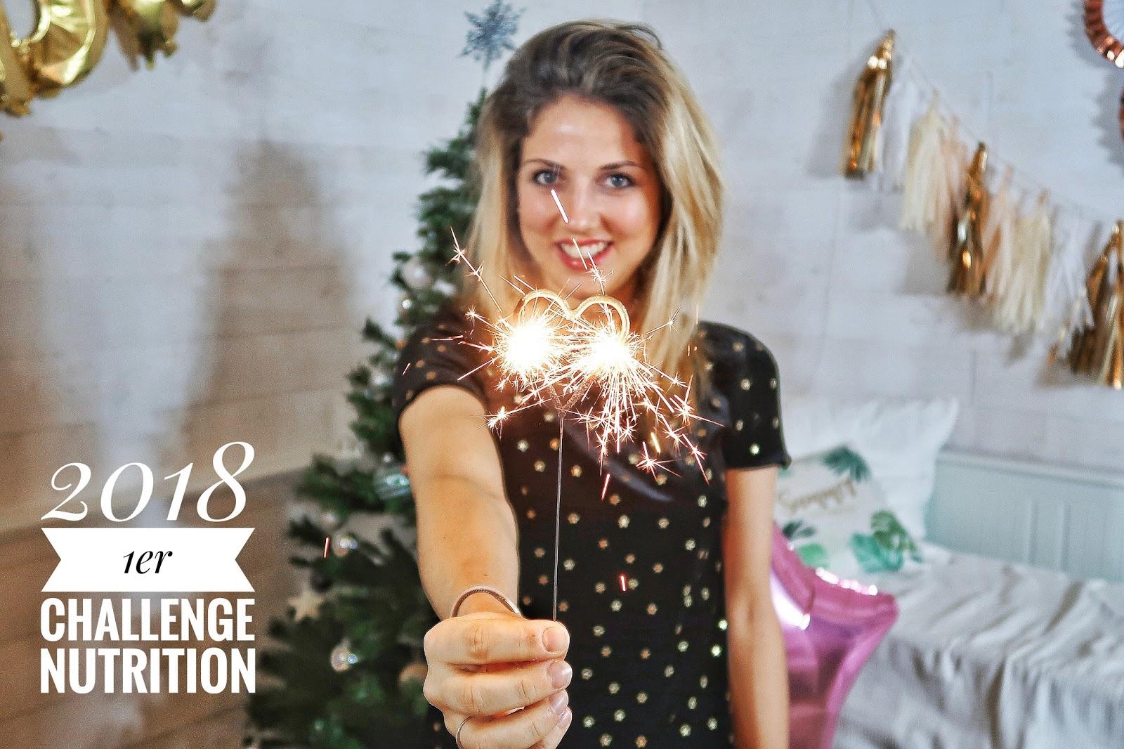2018 : Je commence par … un défi sur 30 jours !