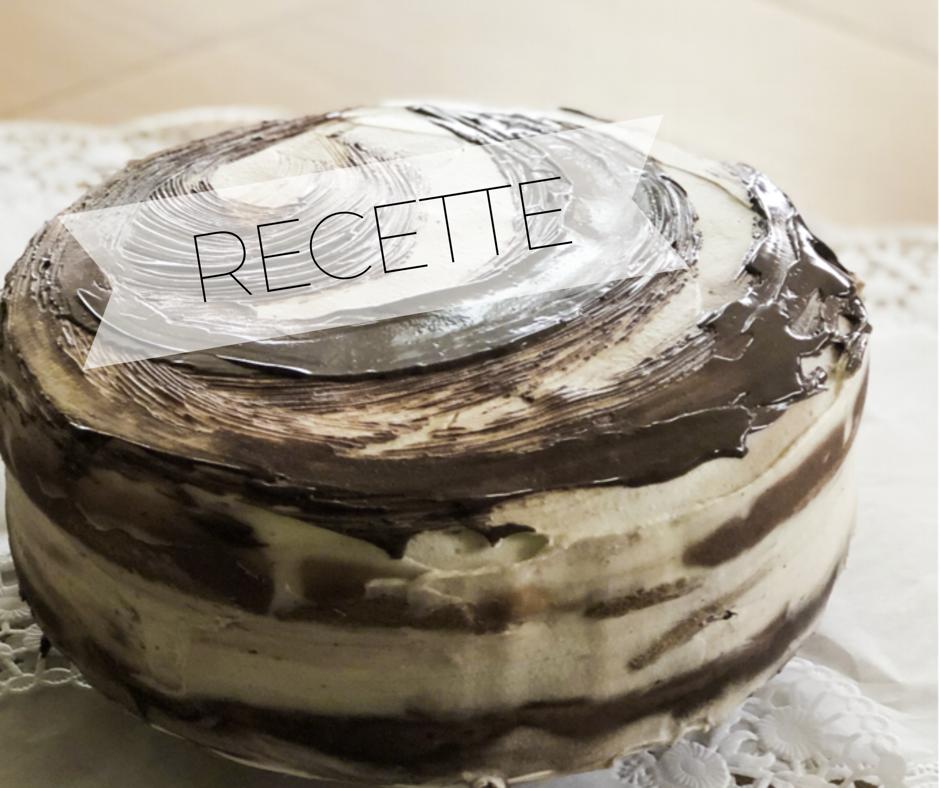 Mon Semi-Naked Cake Healthy