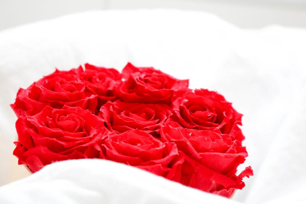 fleurs fleur grâce éternelle rose bouquet saint valentin st fête commercial idée