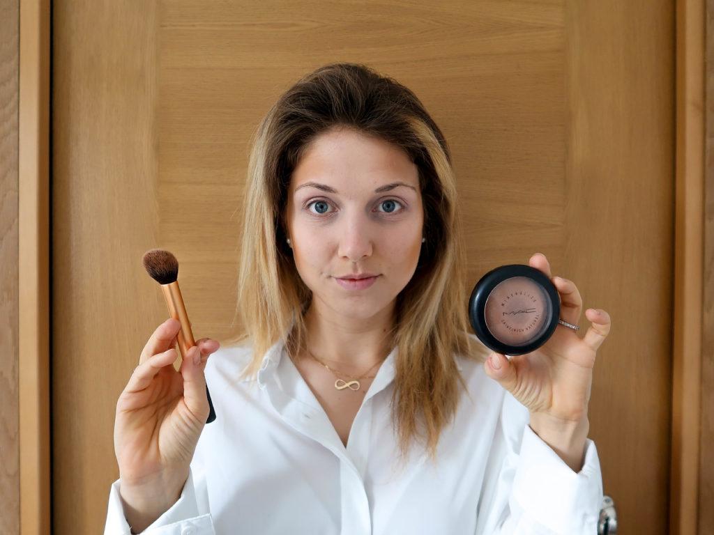 ma routine make-up mars 2018