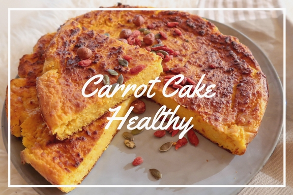 Recette : Carrot Cake revisité healthy