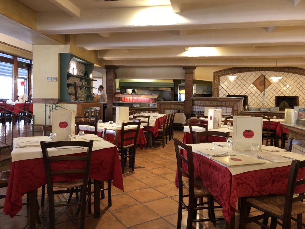 il pomodorino rome restaurant italien pizza pâte