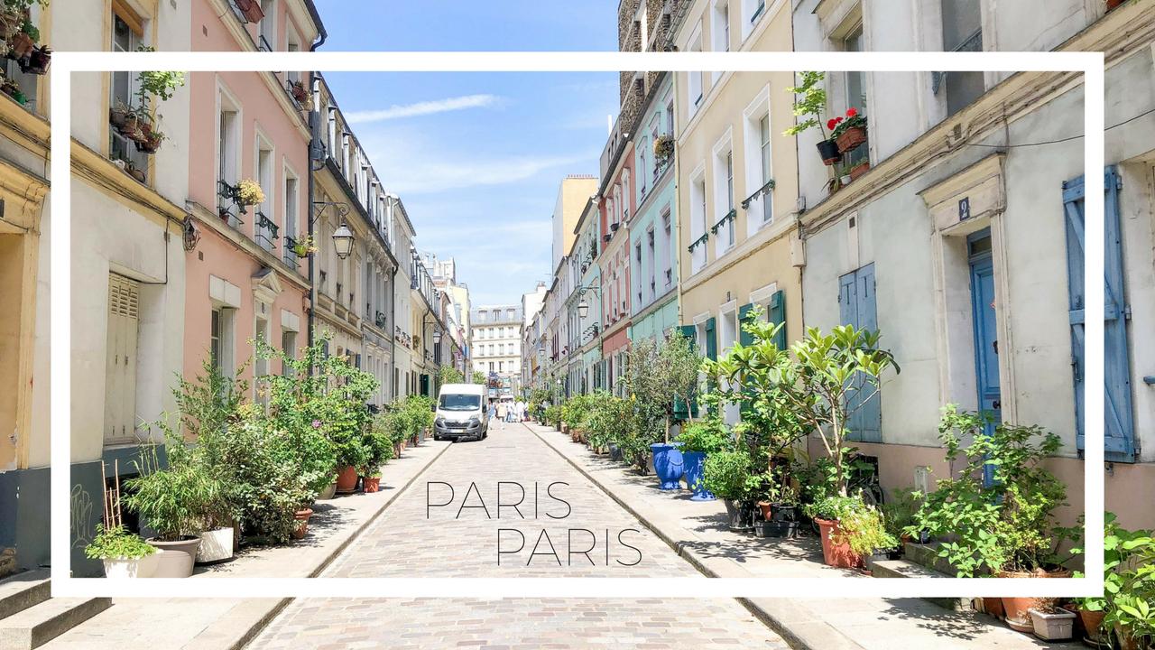Petit séjour à Paris
