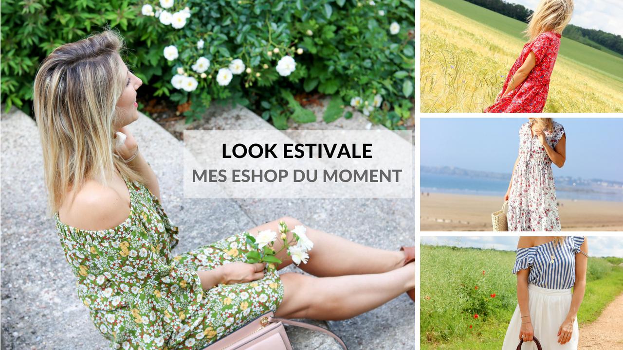 Ventes privées et mes idées de «Look estival»