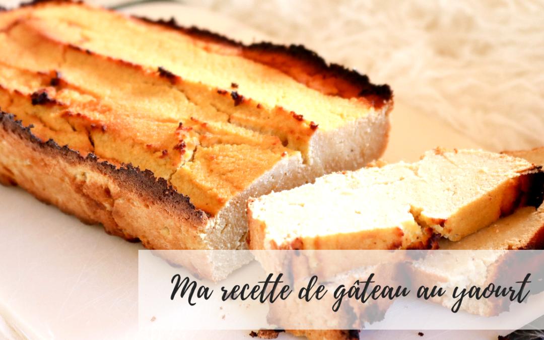 Gâteau avec yaourt et farine de coco : une texture qui change !