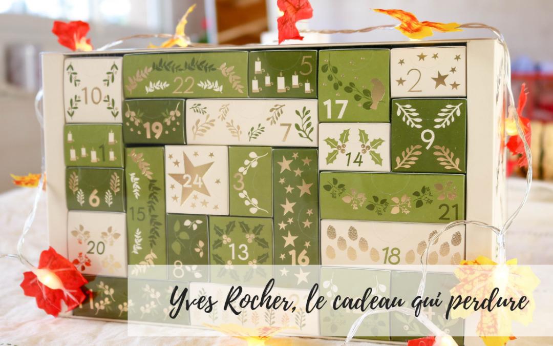 Yves Rocher, le cadeau qui perdure !