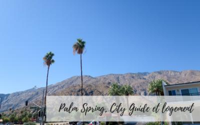 Palm Spring notre City Guide et notre logement