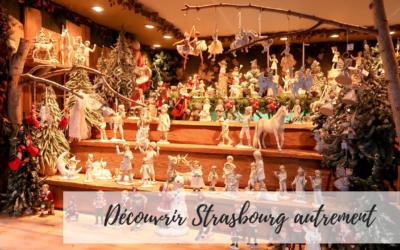 Découvrir Strasbourg autrement
