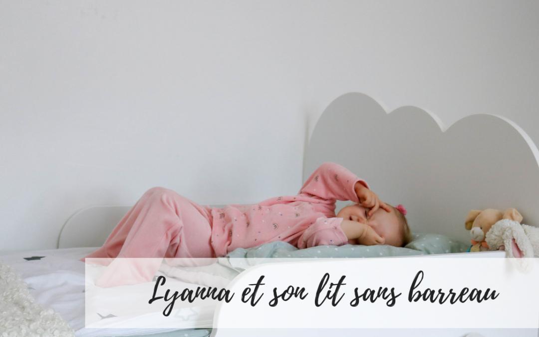 lyanna et son lit sans barreau l 39 volution du lit de b b. Black Bedroom Furniture Sets. Home Design Ideas