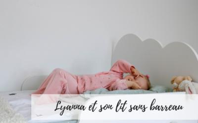 Lyanna et son lit sans barreau, étape, changement, raisons